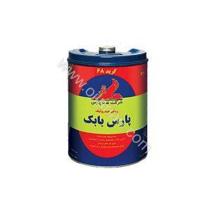 روغن هیدرولیک روغن بابک 125 نفت پارس